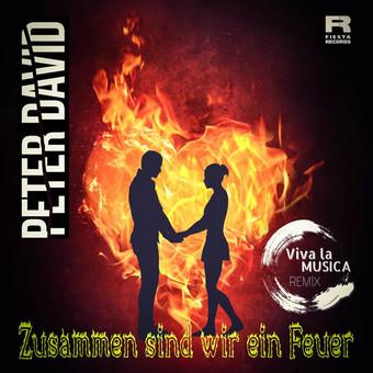 PETER DAVID - Zusammen Sind Wir Ein Feuer (Fiesta/KNM)
