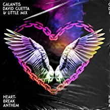 GALANTIS, DAVID GUETTA & LITTLE MIX - Heartbreak Anthem (Warner)
