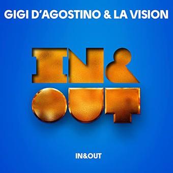 GIGI D'AGOSTINO & LA VISION - In & Out (Time/Polydor/Universal/UV)