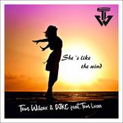TOM WILCOX & DJKC FEAT. TOM LUCA - She's Like the Wind (C 47/A 45/KNM)