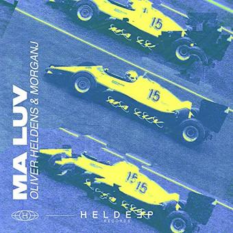 OLIVER HELDENS & MORGANJ - Ma Luv (Heldeep/Spinnin)