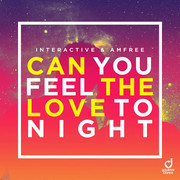 INTERACTIVE & AMFREE - Can You Feel The Love Tonight (You Love Dance/Planet Punk/KNM)