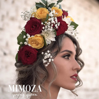 MIMOZA - Young Queen  (Island/Universal/UV)