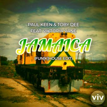 PAUL KEEN & TOBY DEE FEAT. VIKTORIA VANE - Jamaica (Viventas/KNM)