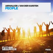 AIRWALK3R x VAN DER KARSTEN - People (Future Sequence/Planet Punk/KNM)