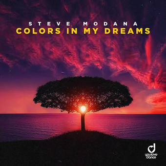 STEVE MODANA - Colors In My Dreams (You Love Dance/Planet Punk/KNM)