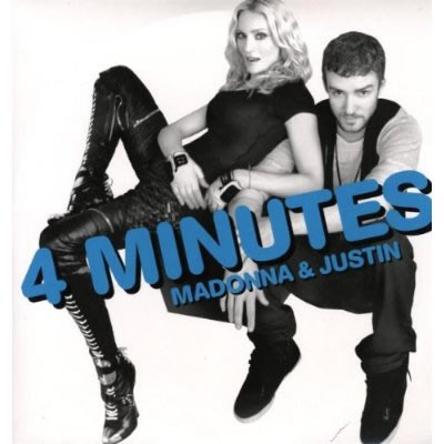 MADONNA FEAT. JUSTIN TIMBERLAKE & TIMBALAND - 4 Minutes (Maverick/Warner)