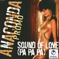 ANACONDA - Sound Of Love (Pa Pa Pa) (AnkH/music valiD/Music Mail/A 45/Edel)