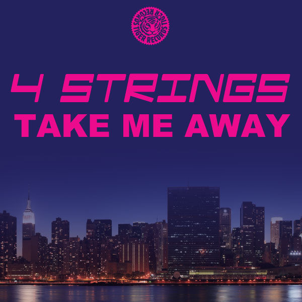 4 STRINGS - Take Me Away (Tiger/Kontor/Kontor New Media/DMD)