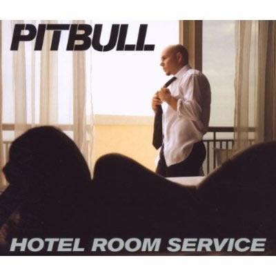 PITBULL - Hotel Room Service (Sony)