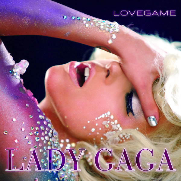 LADY GAGA - Love Game (Streamline/KonLive/Interscope/Universal/UV)