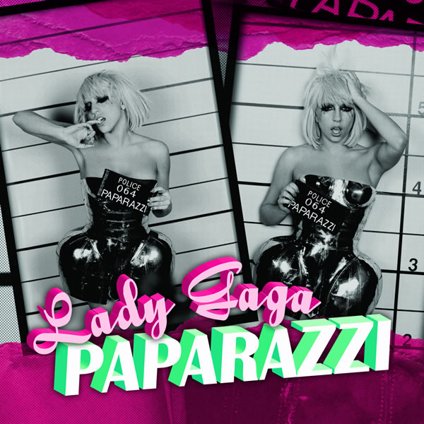LADY GAGA - Paparazzi (Streamline/KonLive/Interscope/Universal/UV)