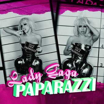 LADY GAGA - Paparazzi (Streamline/KonLive/Interscope/Universal/UV)