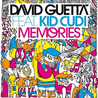 DAVID GUETTA FEAT. KID CUDI - Memories (Virgin/EMI)