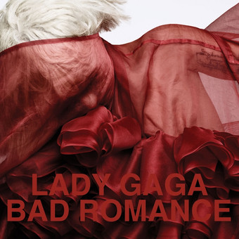 LADY GAGA - Bad Romance (Streamline/KonLive/Interscope/Universal/UV)