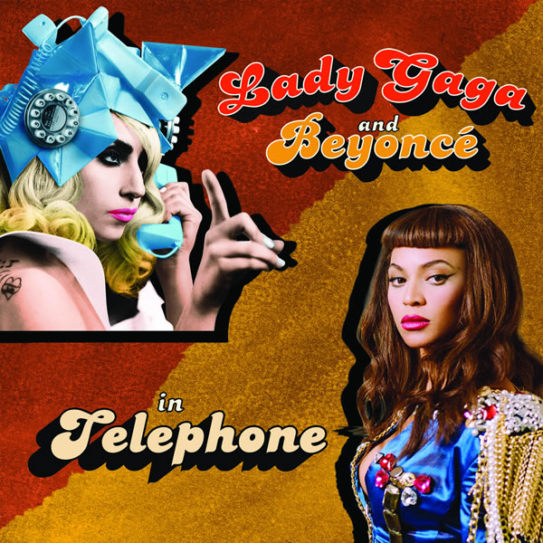 LADY GAGA FEAT. BEYONCÉ - Telephone (Streamline/KonLive/Interscope/Universal/UV)