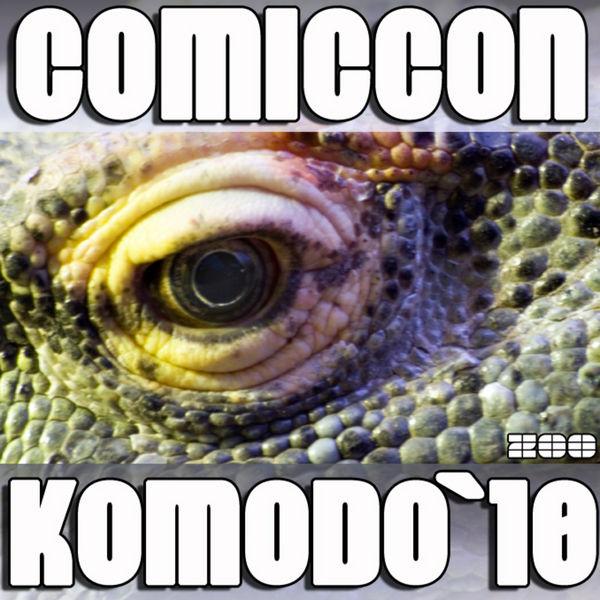COMICCON - Komodo '10 (Zoo Digital/Zooland/Kontor New Media)