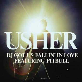 USHER FEAT. PITBULL - DJ Got Us Fallin' In Love (Sony)