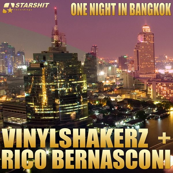 VINYLSHAKERZ + RICO BERNASCONI - One Night In Bangkok (Starshit/Kontor New Media)
