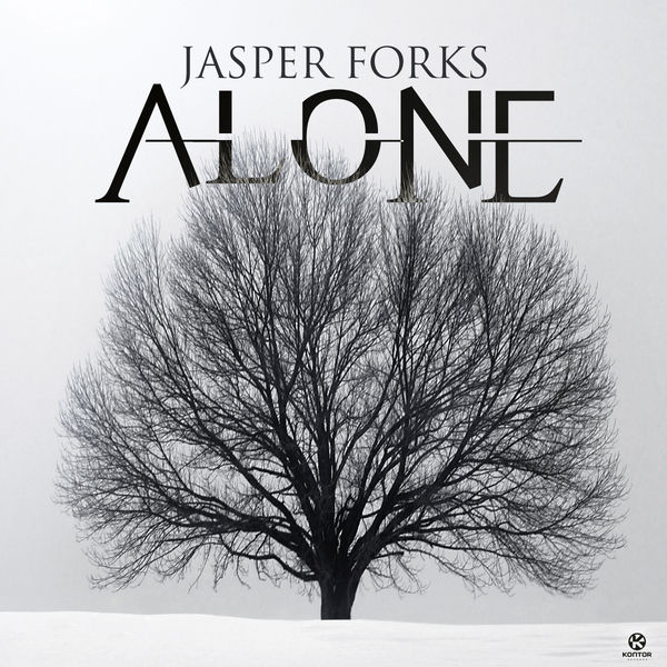 JASPER FORKS - Alone (Kontor/Kontor New Media)