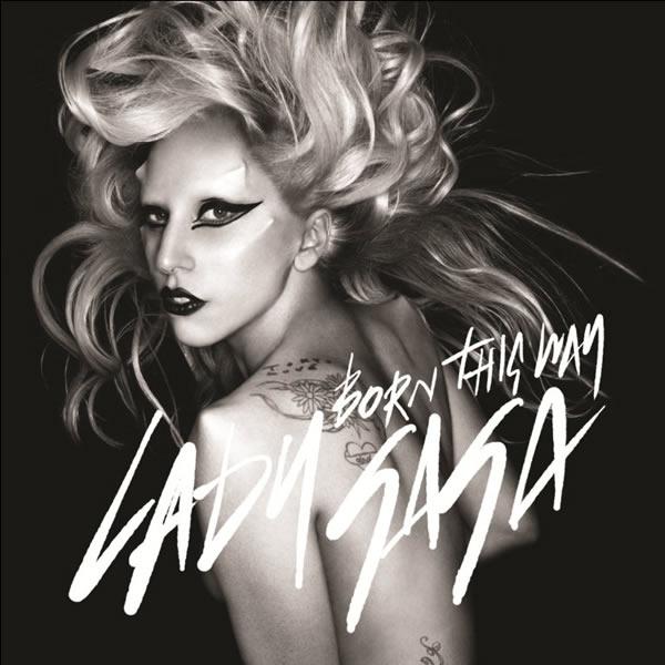 LADY GAGA - Born This Way (Streamline/KonLive/Interscope/Universal/UV)