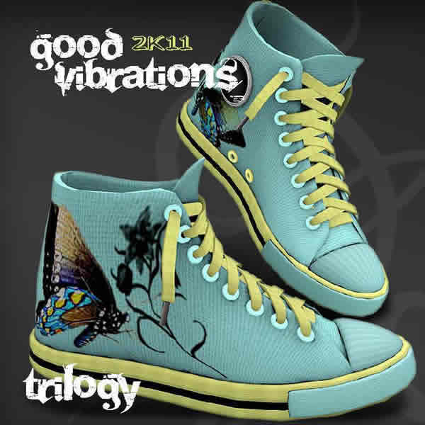 TRILOGY - Good Vibrations 2K11 (Sounds United)