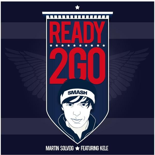 MARTIN SOLVEIG FEAT. KELE - Ready 2 Go (Kontor/Kontor New Media)