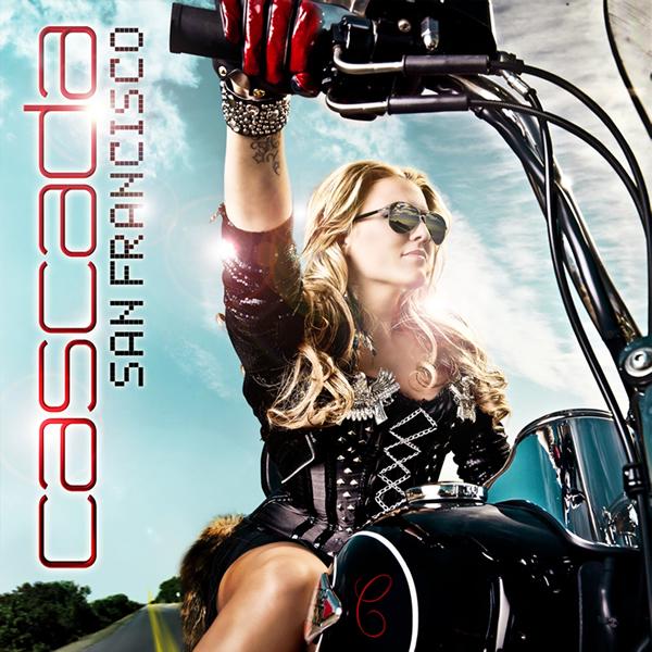CASCADA - San Francisco (Zeitgeist/Polydor/Universal/UV)