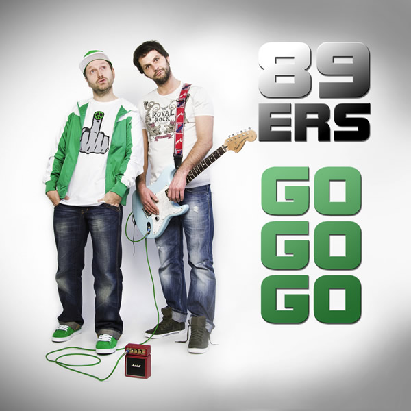 89ERS - Go Go Go (Drop Out/Kontor New Media)