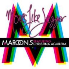 MAROON 5 FEAT. CHRISTINA AGUILERA - Moves Like Jagger (Interscope/Universal/UV)