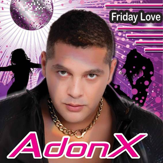 ADONX - Friday Love (Space Party/Believe)