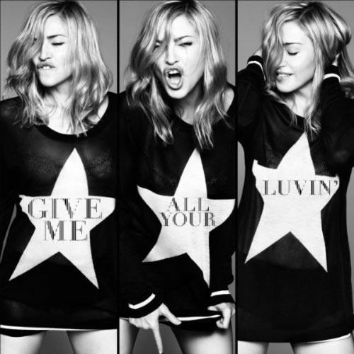 MADONNA FEAT. M.I.A. & NICKI MINAJ - Give Me All Your Luvin' (Universal/UV)