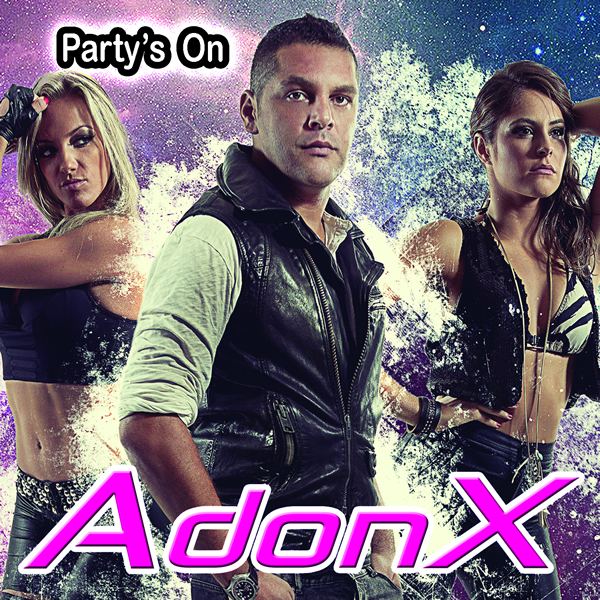 ADONX - Party's On (CO2/Daredo)