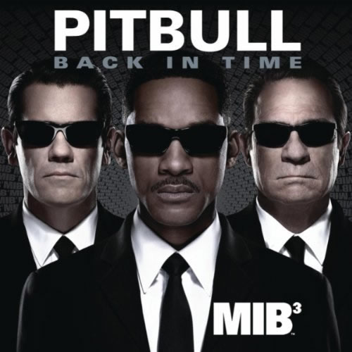 PITBULL - Back In Time (Sony)