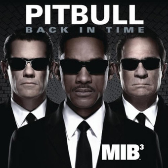 PITBULL - Back In Time (Sony)