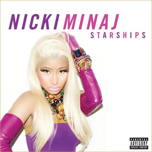 NICKI MINAJ - Starships (Cash Money/Universal/UV)