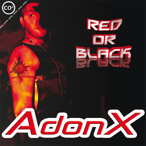 ADONX - Red Or Black (CO2/Daredo)