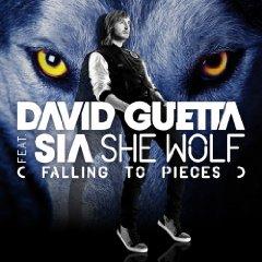 DAVID GUETTA FEAT. SIA - She Wolf (Falling To Pieces) (EMI)