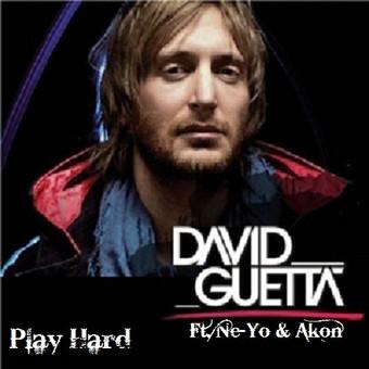 DAVID GUETTA FEAT. NE-YO & AKON - Play Hard (EMI)