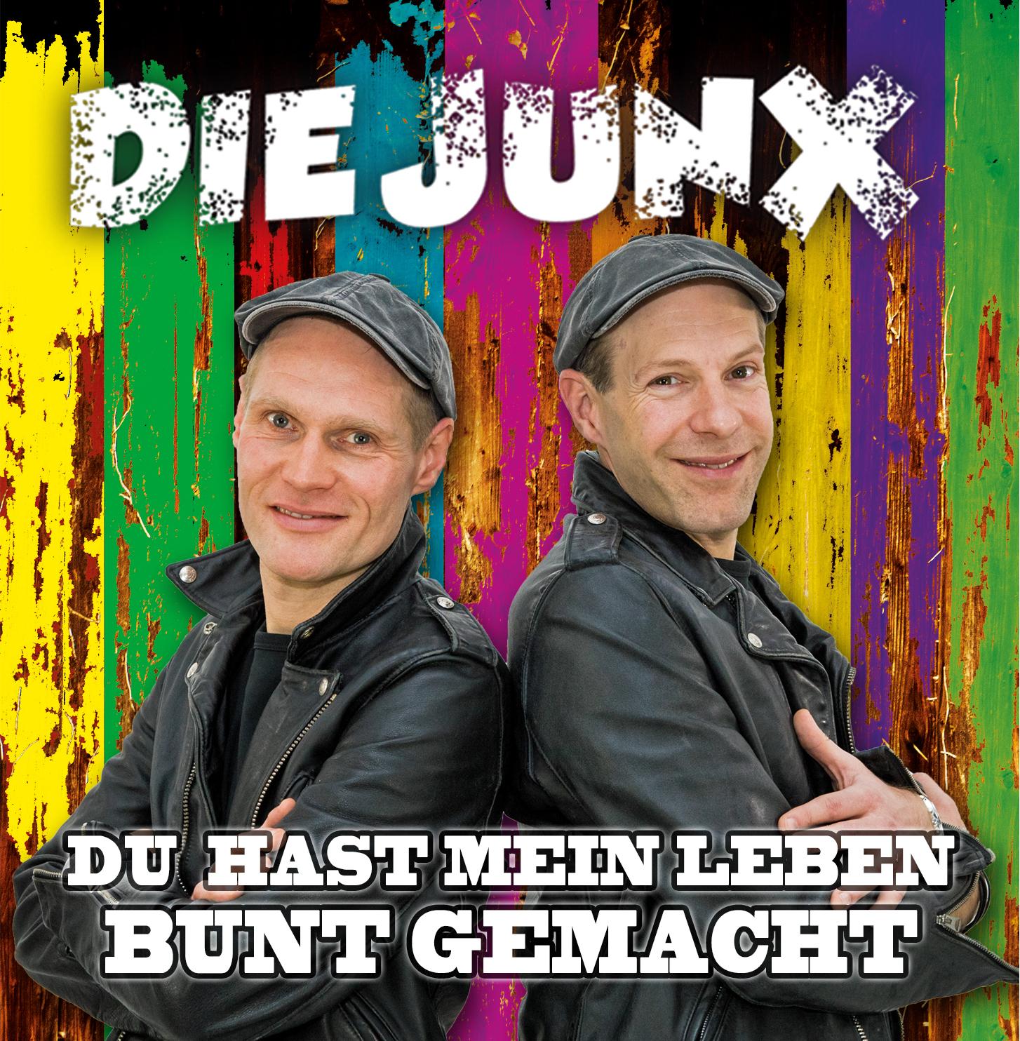 DIE JUNX - Du Hast Mein Leben Bunt Gemacht (Hera Music)