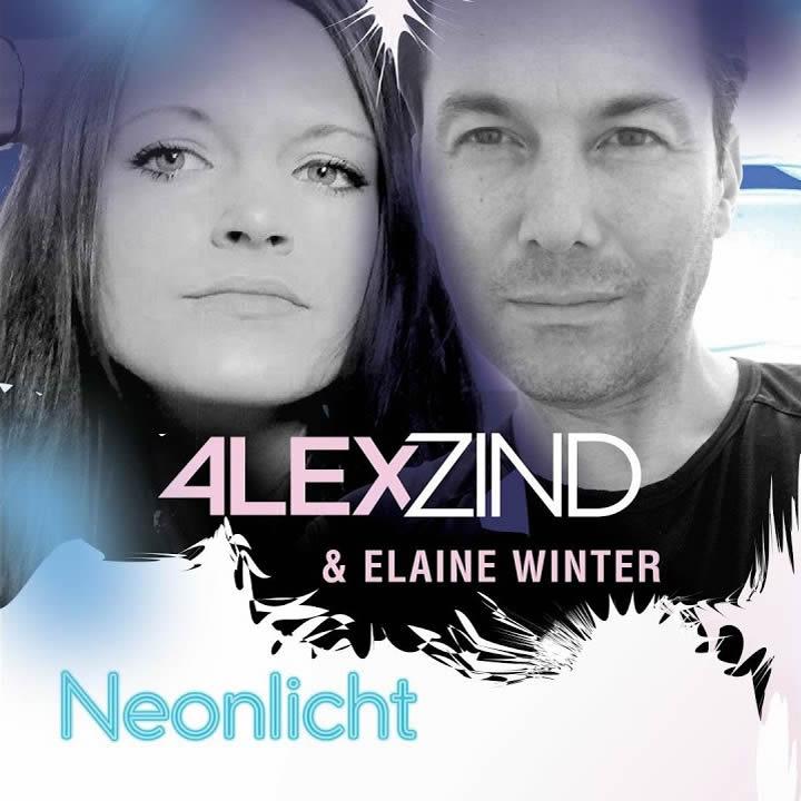 ALEX ZIND & ELAINE WINTER - Neonlicht (ZZ-Music/Feiyr)
