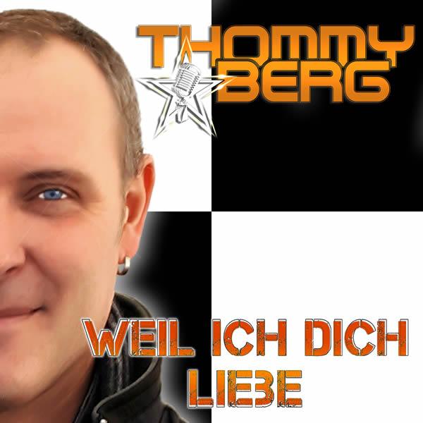 THOMMY BERG - Weil Ich Dich Liebe (Fiesta/KNM)
