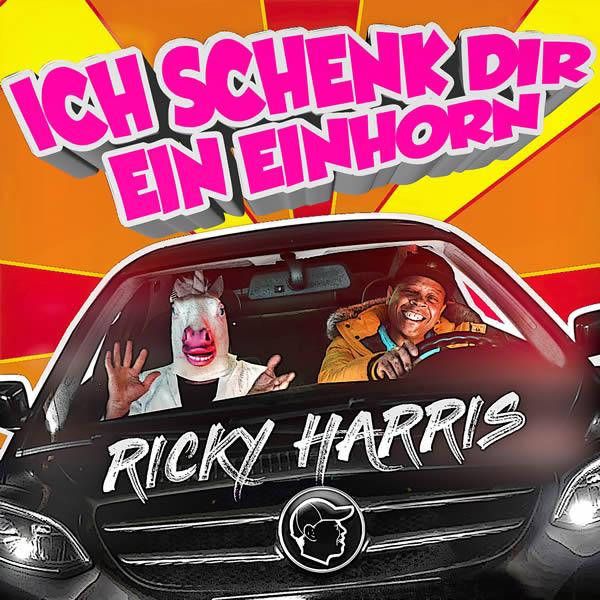 RICKY HARRIS - Ich Schenk Dir Ein Einhorn (Fiesta/KNM)