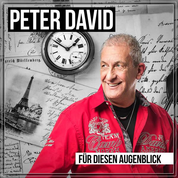 PETER DAVID - Für Diesen Augenblick (Fiesta/KNM)