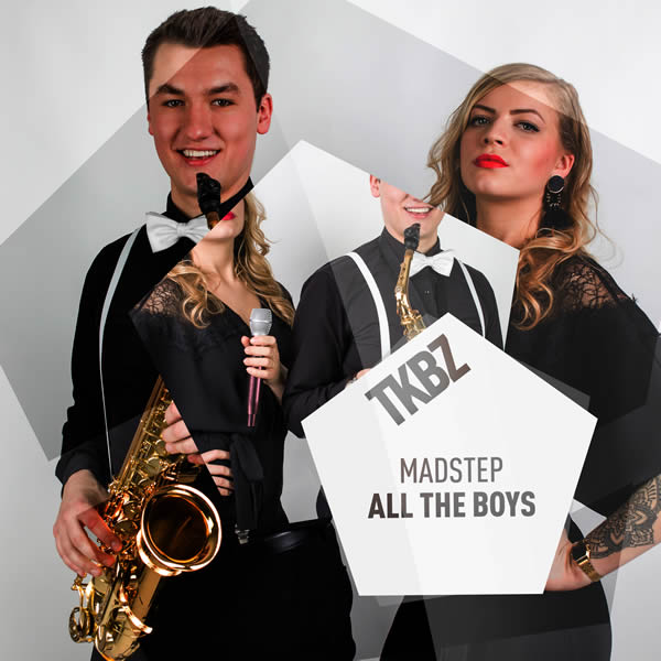 MADSTEP - All The Boys (Tkbz media/Virgin/Universal/UV)