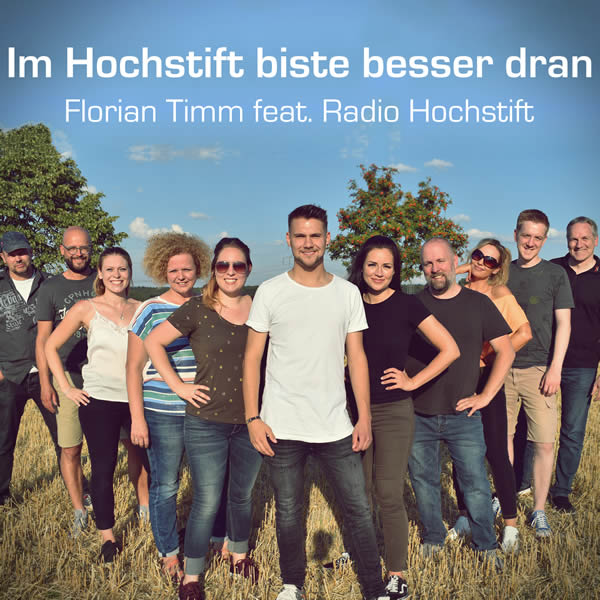 FLORIAN TIMM FEAT. RADIO HOCHSTIFT - Im Hochstift Biste Besser Dran (Fiesta/KNM)