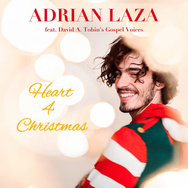 ADRIAN LAZA - Heart 4 Christmas (Fiesta/KNM)