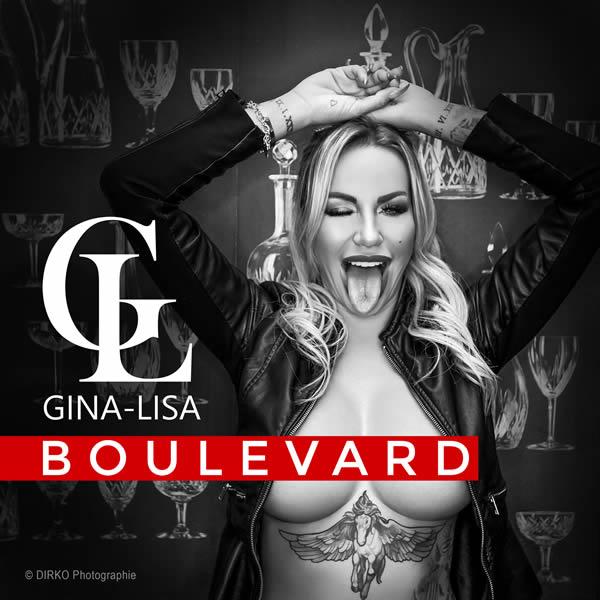 GINA-LISA - Boulevard (Electrola/Universal/UV)