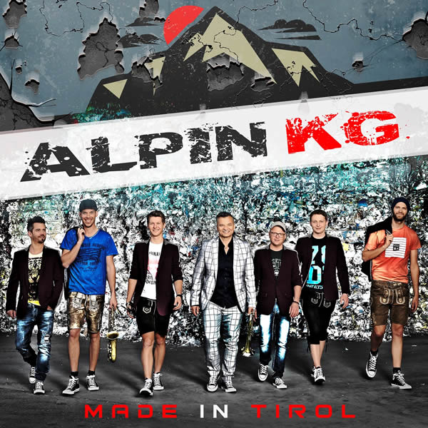 ALPIN KG - Made In Tirol (Electrola/Universal/UV)
