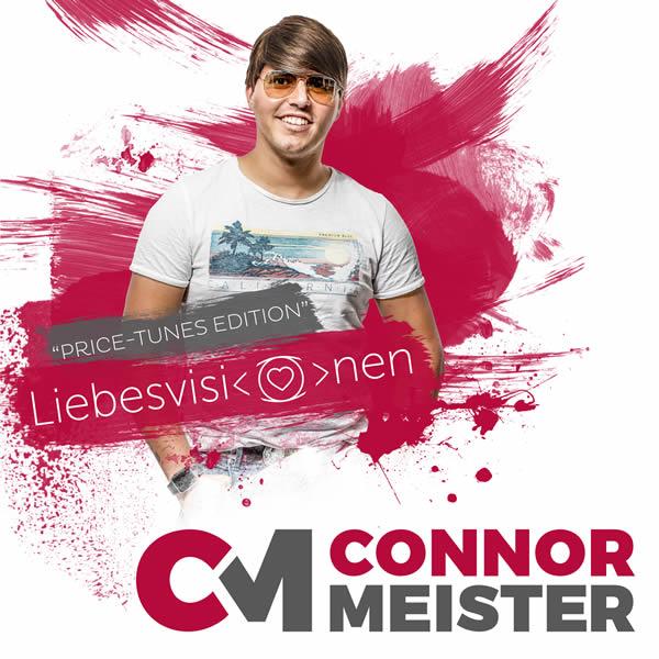 CONNOR MEISTER - Liebesvisionen (Price-Tunes Edition) (Fiesta/KNM)